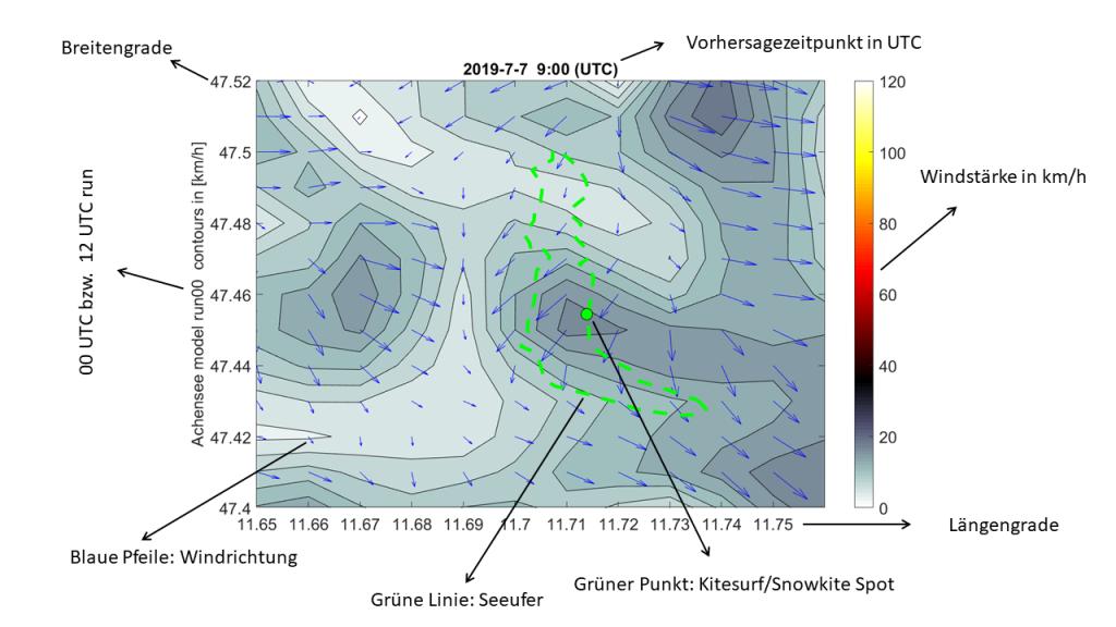 Wind FX für Kitesurfen und Snowkiten
